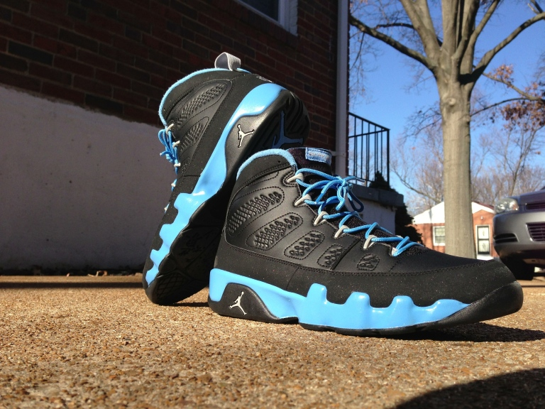 Air Jordan Retro 9 (Slim Jenkins)