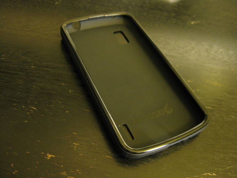 Diztronic Matte Black Case