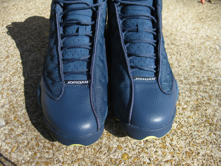 Air Jordan Retro 9 (Squadron Blue)