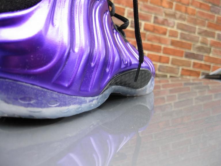 Nike Air Foamposite (Phoenix Suns)