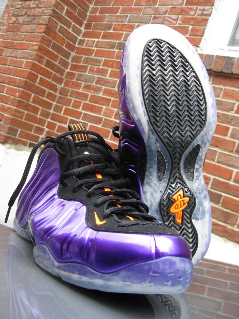 Nike Air Foamposite One (Phoenix Suns)