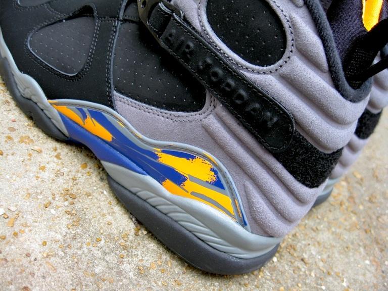 """Air Jordan 8 Retro """"Phoenix Suns"""""""