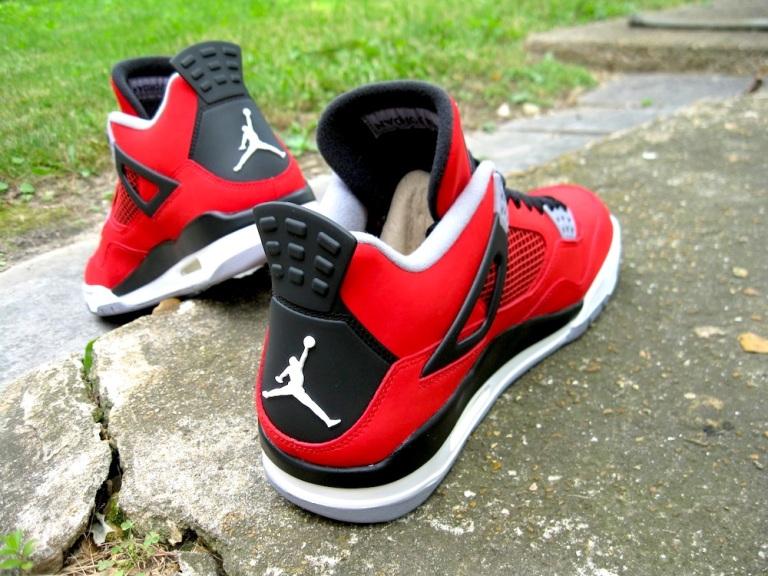 "Air Jordan 4 Retro ""Toro Bravo"""